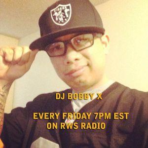 RWS RADIO PRESENTS DjBobbyX Flash Back Friday Mix (throw back Hip Hop) 4 4 14