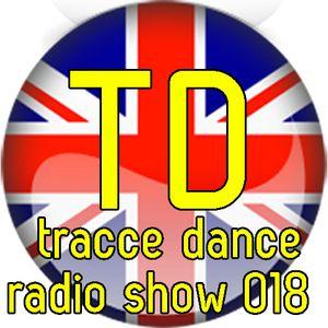 tracce dance radio show n. 018 English version