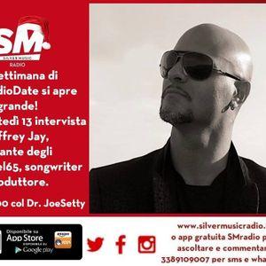 #RadioDate intervista @JeffreyJey @Eiffel65Band by dr @joesetty80