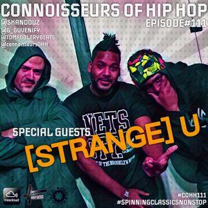 Connoisseurs Of Hip Hop Episode111 [Strange]U