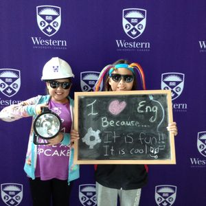 Engineering Girls At Western University With Lesley Mounteer - What She Said Extended Interview