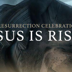 He is Risen!!!