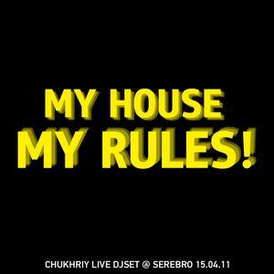 MyHouseMyRules! djset live
