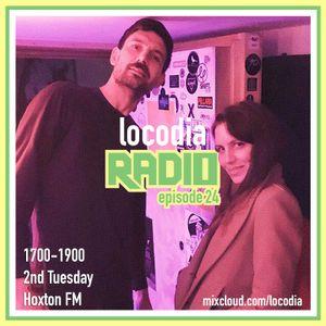 Locodia Radio #024 - Yusuf, Georgia, Nikki & Belle