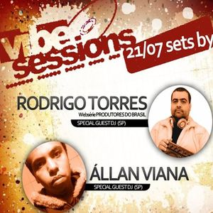 Programa Vibe Sessions 21-07-2012 (www.vibesessions.com.br)