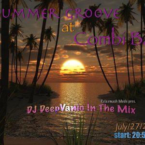 Live at Combi Bar (July/27/2012) Part 1