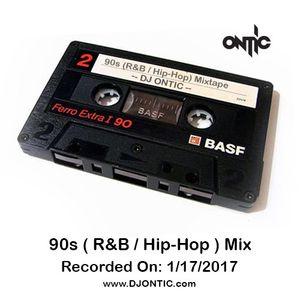 90s (R&B / Hip-Hop) Live Mix - (Dirty)