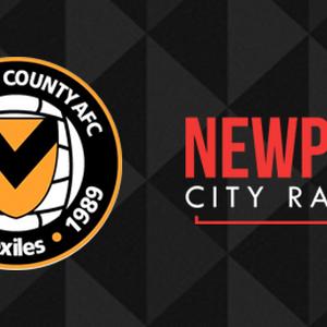 10 years of Newport County on Newport City Radio