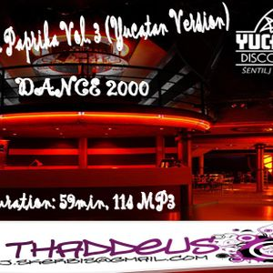 Dj Thaddeus - Tuckana Paprika Vol. 3 Back in Time (Yucatan version)