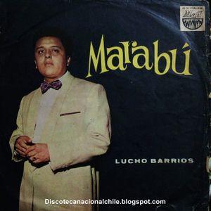 Lucho Barrios: Marabú. LPN- 2018. Mag. 60's. Chile