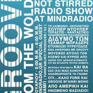 'Shaken Not Stirred' show 63: Groove around the world with Tsamar Bros and DJ Funkonami