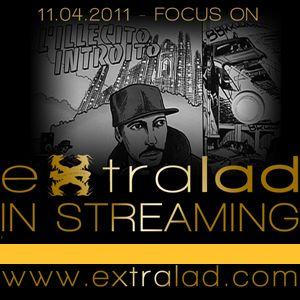 EXTRALAD radio show on B BOYZ RADIO - Puntata 03 – Focus on – FARMBEAT