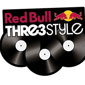 SET RED BULL THRE3STYLE