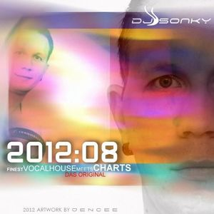 Deejay Sonky - Finest Vocal House meets Charts 2012.08