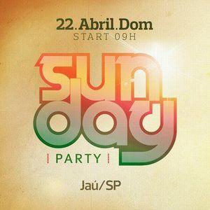 SET SUNDAY party 22 Abril 2012 @ transição