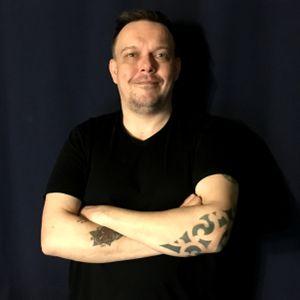 Terho Anttolainen haastattelussa (Anarkistinen Teehetki 23.2.2017)