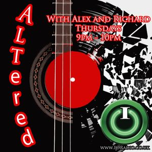 Altered with Alex and Richard on IO Radio 080916