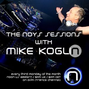 The Noys Sessions with Mike Koglin - March 2014