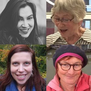 The Poetry Place #6 with Wendy Klein, Carrie Etter, Helen Moore & Dru Marland – 28/6/20