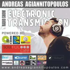 Andreas Agiannitopoulos (Electronic Transmission) Radio Show_118