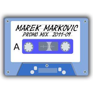 Marek Markovic - promo mix (2011/09)
