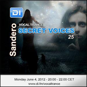 Secret Voices 25 (June 2012)