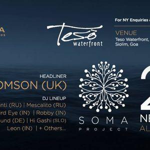 Raimund Imo, SOMA project Goa, New Year eve 2014_2015