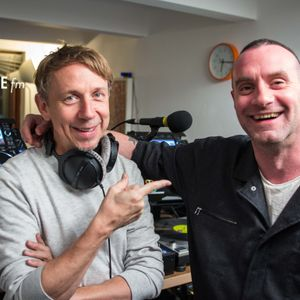 Gilles Peterson with James Lavelle – David Axelrod Tribute // 08-02-17