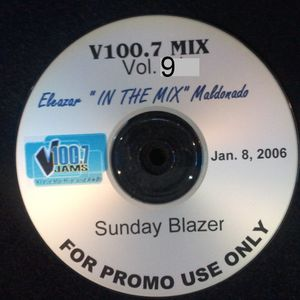 DJ ELEAZAR - SUNDAY BLAZA #9  (2005)