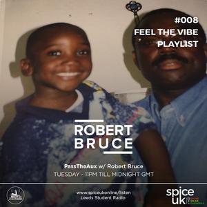 #PassTheAux 008 w/Robert Bruce - FEEL THE VIBE PLAYLIST