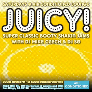 THE DJ SG - Air Conditioned Mix 5.1