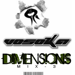 DIMENSIONS MIX 3 BY VOSOKA