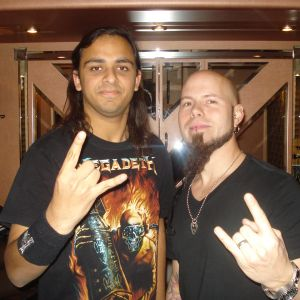 Interview with C.J Pierce from Drowning Pool