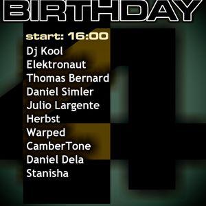 Elektronaut - Infinity Sounds 4th Birthday 11.06.2012.