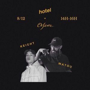 Keight invite Matou from Orfevre records - 08/12/2016