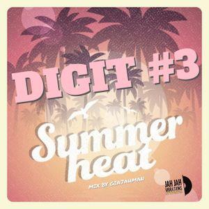 DIGIT#3 Summer mix 2016 by Giajahman from Jah Jah Vibrations Sound
