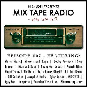Mix Tape Radio on Folk Radio UK   EPISODE 007