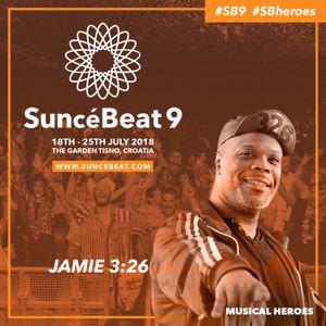 Suncebeat Musical Heroes Mix #6  - Jamie 3:26