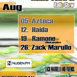 Ramone (Clickaholics) @ Audio Control (2011.08.19)
