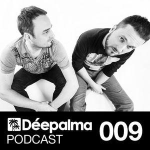 Déepalma Podcast 009 - by KAROL XVII & MB VALENCE