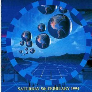 Ellis Dee @ World Dance, Lydd Airport, Kent - 5th February 1994