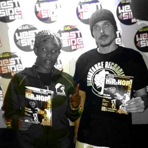 Guests I & Ideal and Eyesis Star - IAHH Radio Show