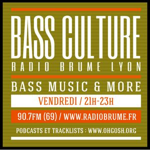 BASS CULTURE LYON S10EP04A - ShitWalker Jungle Drum and Bass Classics