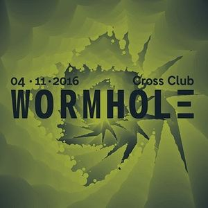Optical (Virus Recordings) @ Wormhole 97 - 2007 Drum and Bass Party, Cross Club Prague (04.11.2016)