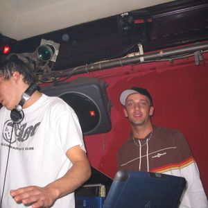 Dj Abalone - First Hip Hop & RnB Mix 2004