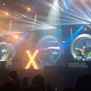 MaximaFM Maxima Independance 2015 Ramses Lopez Radio DJ Spanish - Octubre 2015 @ Zaragoza