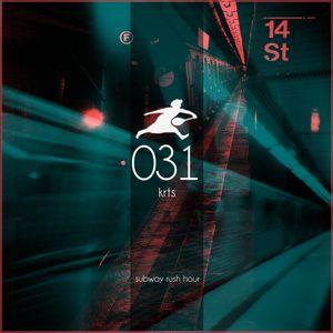 Subway Rush Hour by Krts