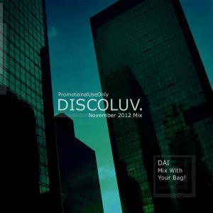 DAI Discoluv November