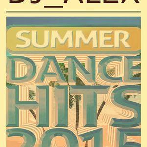 DJ_Alex Summer dance hits Vol.2