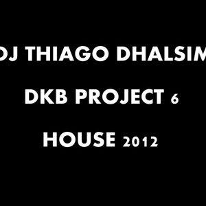 Set Dj Thiago Dhalsim Dkb Project 6 - House - 2012